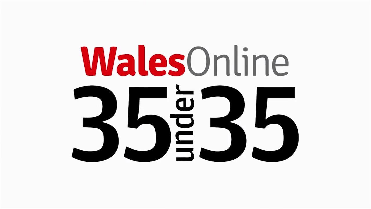 wales online 35 under 35 logo